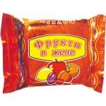 Фрукты в желе и шоколаде (Квартет-Тюмень)