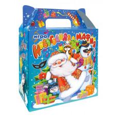 Новогодний подарок Новогодняя мафия (картон)