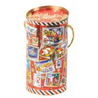 Новогодний подарок Туба Посылка (переплетный картон)