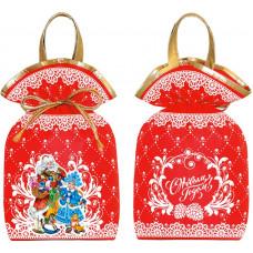 Новогодний подарок Сюрпризы Деда Мороза (мешочек)