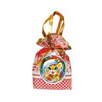 Новогодний подарок Мешочек Тигренок (мешок)