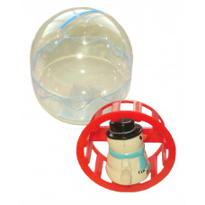 Заводная игрушка Снеговик