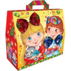 """Упаковка """"Бантики"""" (картон)"""