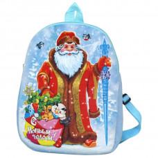 Рюкзак Дед Мороз (текстиль)
