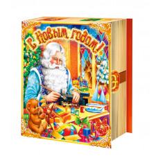Мастерская Деда Мороза (картон)