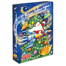 Космо-Новый год (картон)