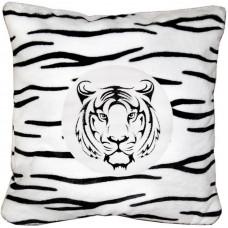 Снежный тигр (тигр, текстиль)