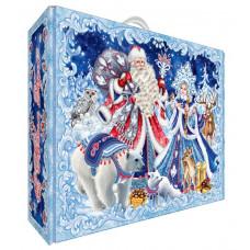 Новогодний подарок Зимушка-зима (картон)