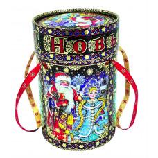 Дед Мороз и Снегурочка (туба)