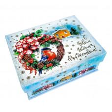 Новогодний подарок Морозное утро  (перепл. картон)