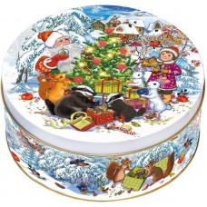 Новогодний подарок Елочка-чудесница (жесть)