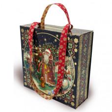 Коробка-чемоданчик Новогодние гулянья
