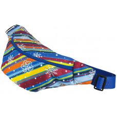 Новогодний подарок Поясная сумка (текстиль)