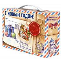 Новогодний подарок Спецдоставка (картон)