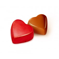 Шоколадные сердечки (Победа)