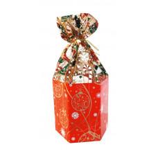 Новогодний подарок Приятный сюрприз (переплетный картон)