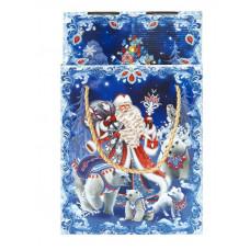 Новогодний подарок Волшебный лес (картон)