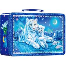 Новогодний подарок Бенгалия (тигр, жесть)
