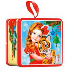Новогодний подарок Любимки (тигр, жесть)