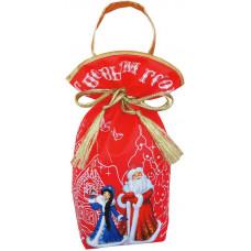 Дед Мороз и Снегурочка (мешок)