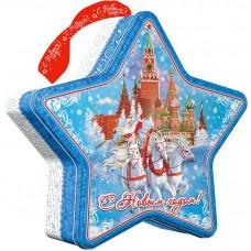 Новогодний подарок Звезда (жесть)