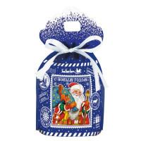 Новогодний подарок Северная почта (мешочек)