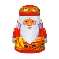 Новогодний подарок Неваляшка Дед Мороз (жесть)