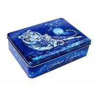 Новогодний подарок Созвездие тигра (тигр, жесть)