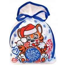Новогодний подарок Сладкоежка (мешок)